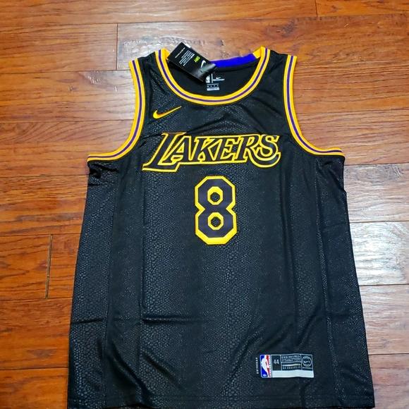 Nike Kobe Bryant 8/24 Mamba Jersey